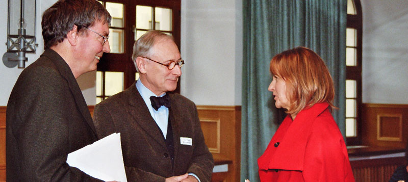 Making Excellence: Grundlagen, Praxis und Konsequenzen der Exzellenzinitiative. Tagung in Wittenberg am 23./24.11.07