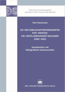 Die DDR-Gesellschaftswissenschaften post mortem