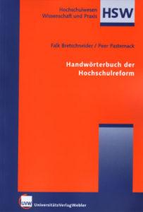 Handwörterbuch der Hochschulreform