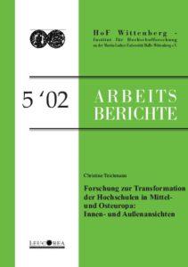 Forschung zur Transformation der Hochschulen in Mittel- und Osteuropa: Innen- und Außenansichten