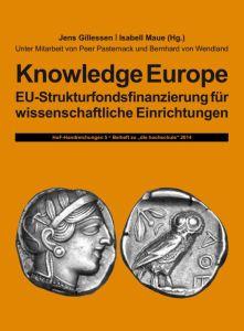Knowledge Europe EU-Strukturfondsfinanzierung für wissenschaftliche Einrichtungen