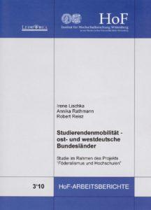 Studierendenmobilität – ost- und westdeutsche Bundesländer