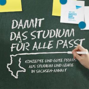 Damit das Studium für alle passt. Konzepte und Beispiele guter Praxis aus Studium und Lehre in Sachsen-Anhalt