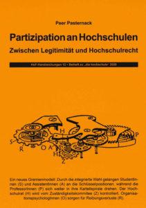 Partizipation an Hochschulen. Zwischen Legitimität und Hochschulrecht