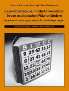 Exzellenzstrategie und die Universitäten in den ostdeutschen Flächenländern. Input‐ und Leistungsdaten – Schlussfolgerungen