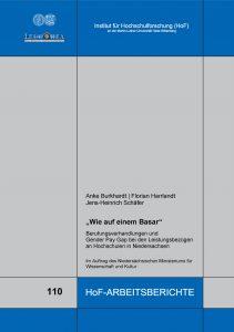 """""""Wie auf einem Basar"""" Berufungsverhandlungen und Gender Pay Gap bei den Leistungsbezügen an Hochschulen in Niedersachsen"""