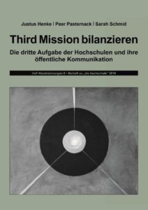Third Mission bilanzieren – Die dritte Aufgabe der Hochschulen und ihre öffentliche Kommunikation