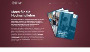 Ideen für die Hochschullehre: www.lehre-fuer-lehre.de