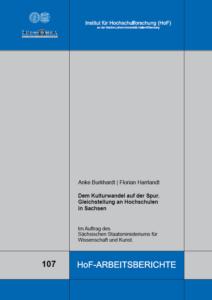 Dem Kulturwandel auf der Spur. Gleichstellung an Hochschulen in Sachsen.