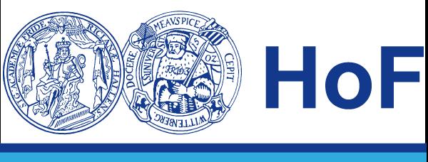 logo Institut für Hochschulforschung Wittenberg (D)